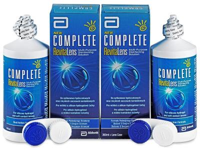 Complete RevitaLens kontaktlencse folyadék 2x360ml