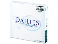 Focus Dailies Toric (90db lencse)