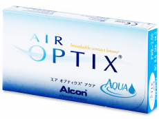 Air Optix Aqua (3 db lencse)