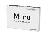 alensa.hu - Kontaktlencsék - Miru 1 Month Menicon for Astigmatism
