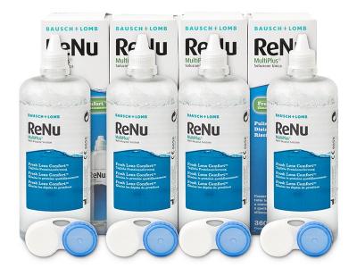 ReNu MultiPlus kontaktlencse folyadék 4x360ml