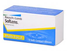 SofLens Multi-Focal (3db lencse)