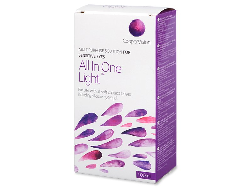 All In One Light ápolószer 100 ml