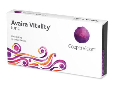 Avaira Vitality Toric (6 lencse)