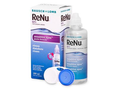 ReNu MPS Sensitive Eyes 120 ml ápolószer