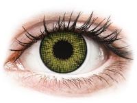 alensa.hu - Kontaktlencsék - Drágakő zöld Air Optix Colors kontaktlencse - dioptriával