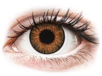 alensa.hu - Kontaktlencsék - Mézszínű Air Optix Colors kontaktlencse - dioptria nélkül