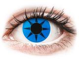 alensa.hu - Kontaktlencsék - Kék csillag ColourVUE Crazy Lens kontaktlencse - dioptria nélkül