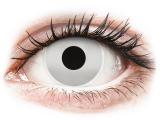 alensa.hu - Kontaktlencsék - Fehér Mirror ColourVUE Crazy Lens kontaktlencse - dioptria nélkül