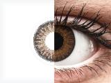Barna TopVue Color Daily kontaktlencse - dioptria nélkül (10lencse)