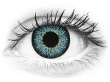 Aqua ColourVUE Glamour kontaktlencse - dioptria nélkül (2db lencse)