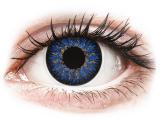 alensa.hu - Kontaktlencsék - Kék ColourVUE Glamour kontaktlencse - dioptria nélkül