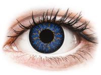 alensa.hu - Kontaktlencsék - Kék ColourVUE Glamour kontaktlencse - dioptriával