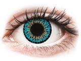 alensa.hu - Kontaktlencsék - Kék ColourVUE Elegance kontaktlencse - dioptria nélkül