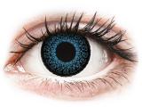 alensa.hu - Kontaktlencsék - Kék ColourVUE Eyelush kontaktlencse - dioptria nélkül