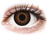 alensa.hu - Kontaktlencsék - Barna ColourVUE Eyelush kontaktlencse - dioptria nélkül