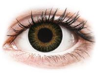 alensa.hu - Kontaktlencsék - Zöld ColourVUE 3 Tones kontaktlencse - dioptriával