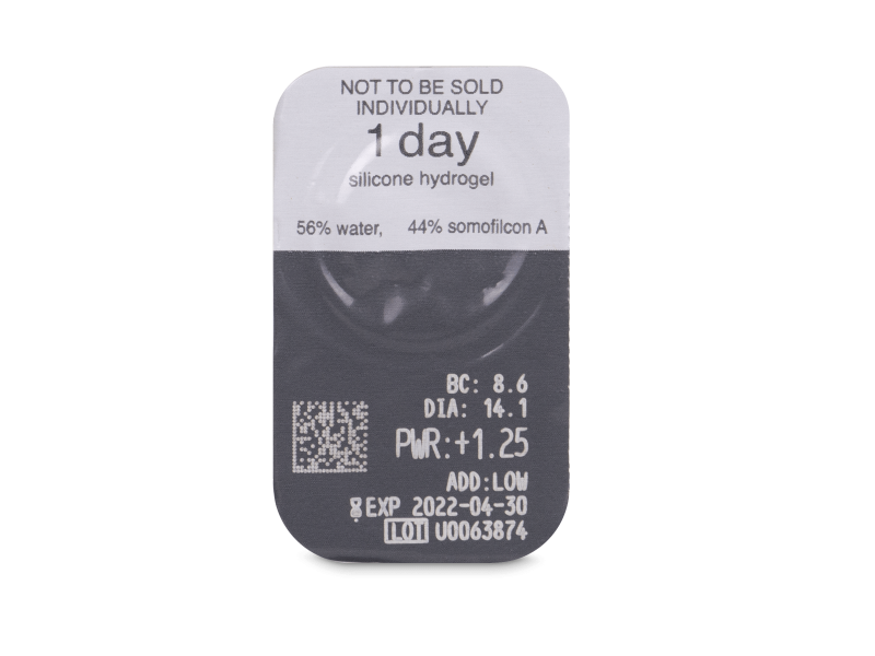 Clariti 1 day multifocal (30 lencse)
