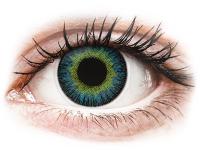 alensa.hu - Kontaktlencsék - Sárga/kék ColourVUE Fusion kontaktlencse - dioptriával