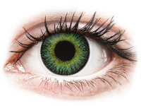 alensa.hu - Kontaktlencsék - Zöld/Sárga ColourVUE Fusion kontaktlencse - dioptria nélkül