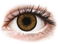 alensa.hu - Kontaktlencsék - Barna India SofLens Natural Colors kontaktlencse - dioptria nélkül