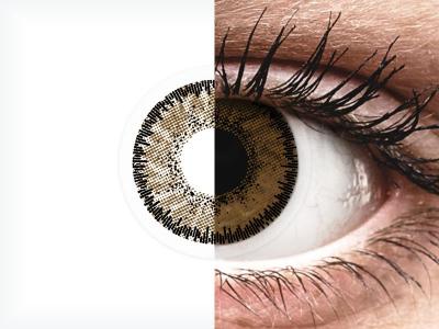 Barna India SofLens Natural Colors kontaktlencse - dioptriás (2 db lencse)