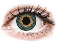alensa.hu - Kontaktlencsék - Vízkék Aqua Expressions Colors kontaktlencse - dioptria nélkül