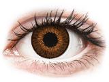 alensa.hu - Kontaktlencsék - Barna Expressions Colors kontaktlencse - dioptria nélkül