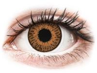 alensa.hu - Kontaktlencsék - Mogyorószín Expressions Colors kontaktlencse - dioptria nélkül