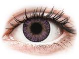 alensa.hu - Kontaktlencsék - Ametiszt Freshlook Colors kontaktlencse - dioptriával
