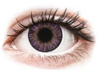 alensa.hu - Kontaktlencsék - Ametiszt Freshlook Colors kontaktlencse - dioptria nélkül
