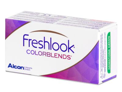 Ametiszt Freshlook Colors kontaktlencse - dioptria nélkül (2 db lencse)