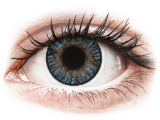 alensa.hu - Kontaktlencsék - Kék FreshLook ColorBlends kontaktlencse - dioptriával