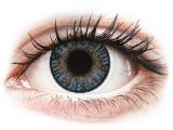 alensa.hu - Kontaktlencsék - Kék FreshLook ColorBlends kontaktlencse - dioptria nélkül