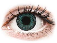 alensa.hu - Kontaktlencsék - Brilliáns kék FreshLook ColorBlends kontaktlencse - dioptriával