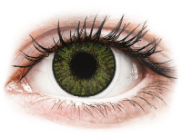 alensa.hu - Kontaktlencsék - Zöld FreshLook ColorBlends kontaktlencse - dioptriával