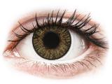 alensa.hu - Kontaktlencsék - Mogyorószínű FreshLook ColorBlends kontaktlencse - dioptria nélkül