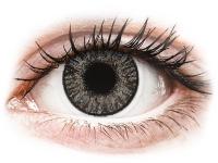 alensa.hu - Kontaktlencsék - Ezüstszürke FreshLook ColorBlends kontaktlencse - dioptriával
