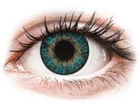 alensa.hu - Kontaktlencsék - Türkiz FreshLook ColorBlends kontaktlencse - dioptriával