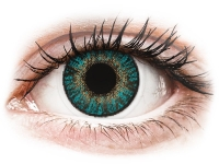 alensa.hu - Kontaktlencsék - Türkiz FreshLook ColorBlends kontaktlencse - dioptria nélkül