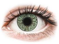 alensa.hu - Kontaktlencsék - Zöld FreshLook Colors kontaktlencse - dioptriával