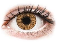 alensa.hu - Kontaktlencsék - Mogyorószínű FreshLook Colors kontaktlencse - dioptria nélkül