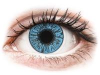 alensa.hu - Kontaktlencsék - Zafírkék Freshlook Colors kontaktlencse  - dioptriával