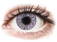alensa.hu - Kontaktlencsék - Ibolyaszínű Freshlook Colors kontaktlencse - dioptria nélkül