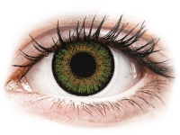 alensa.hu - Kontaktlencsék - Zöld Freshlook One Day Color kontaktlencse - dioptria nélkül