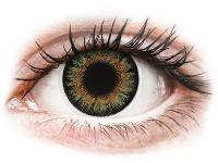 alensa.hu - Kontaktlencsék - Zöld ColourVue One Day TruBlends kontaktlencse - dioptriával