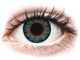 alensa.hu - Kontaktlencsék - Kék ColourVue One Day TruBlends kontaktlencse - dioptriával