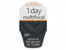 Proclear 1 Day Multifocal (30db lencse)