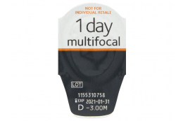 Proclear 1 Day Multifocal (30 db lencse)
