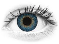 Air Optix Colors - True Sapphire - dioptria nélkül (2 lencse)